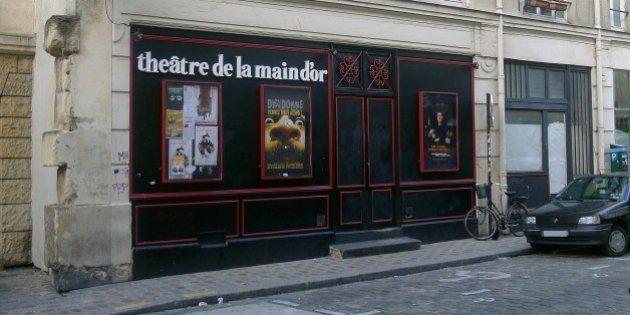 Les propriétaires du théâtre de la Main d'Or, QG de Dieudonné, étudient la possibilité de le