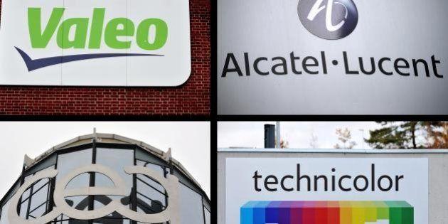 Brevets: les entreprises les plus innovantes de 2014 en