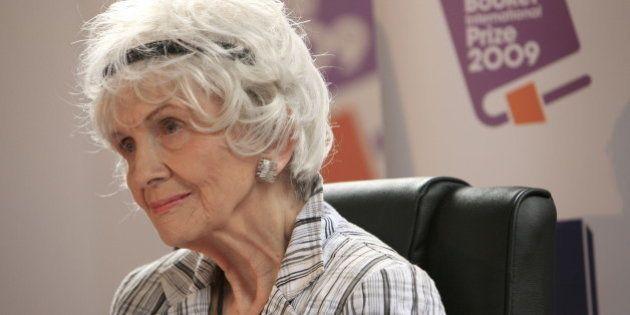 Prix Nobel de littérature: la Canadienne Alice Munro