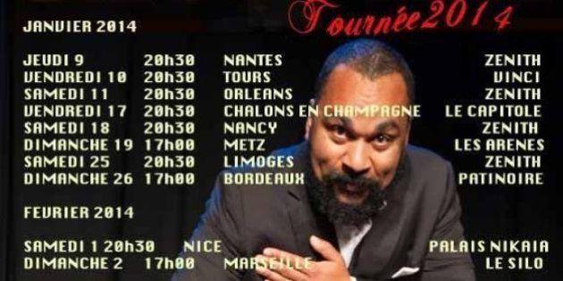 Interdiction des spectacles de Dieudonné: après Bordeaux et Tours, Nantes et Orléans opposées à sa