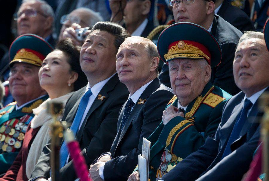 PHOTOS. La Russie célèbre sur la place Rouge la victoire sur l'Allemagne nazie en