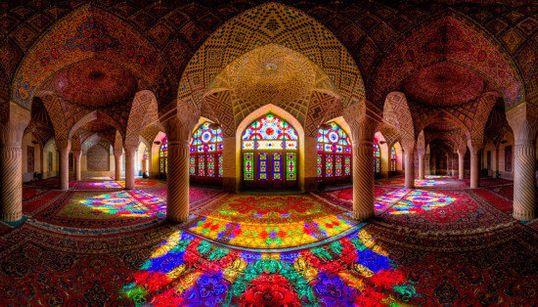 La mosquée aux airs de