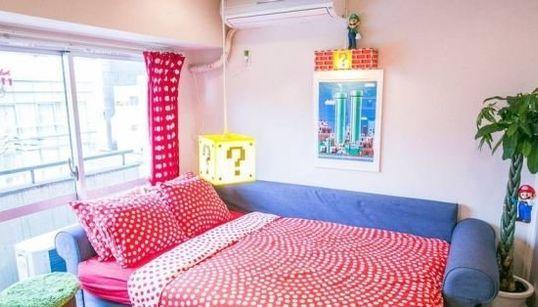 Cet appartement Airbnb va ravir les fans de Super