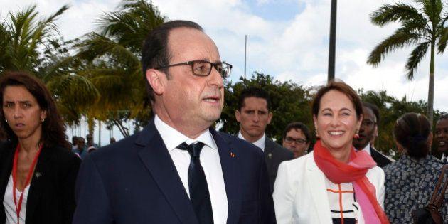 Hollande appelle pays riches et pauvres à la solidarité contre le réchauffement