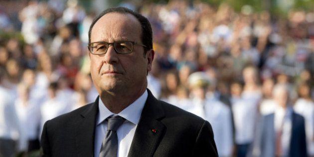 François Hollande en outre-mer: inauguration du premier mémorial d'Etat dédié à