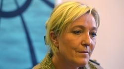 Malgré l'éviction de son père, l'image de Marine Le Pen ne s'améliore