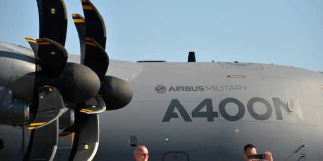A400M : les armées allemande, britannique et turque immobilisent leurs Airbus après l'accident en