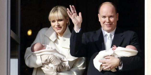 PHOTOS. Monaco: les jumeaux princiers baptisés ce