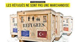 Monsieur le Président, les réfugiés ne sont pas une
