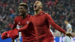 Kingsley Coman, le Français qui a sauvé le Bayern en Ligue des