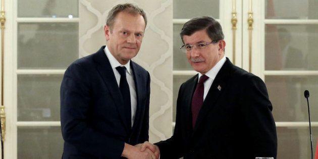 L'Union européenne et la Turquie tentent (encore) de finaliser un accord pour sortir de la crise des