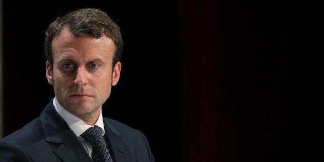 Face à Juppé, Macron serait battu par Mélenchon à la