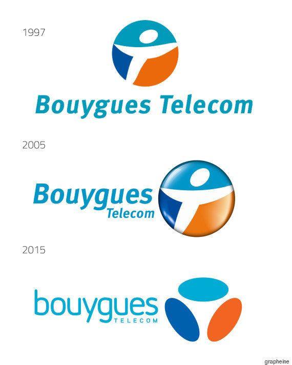 Bouygues Télécom: son tout nouveau logo laisse les internautes