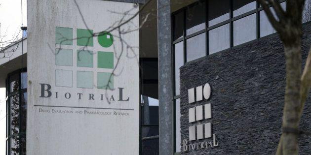 Bial et Biotrial, les entreprises portugaise et française qui menaient l'essai clinique à