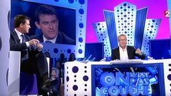 Échange tendu entre Manuel Valls et Jérémy Ferrari dans