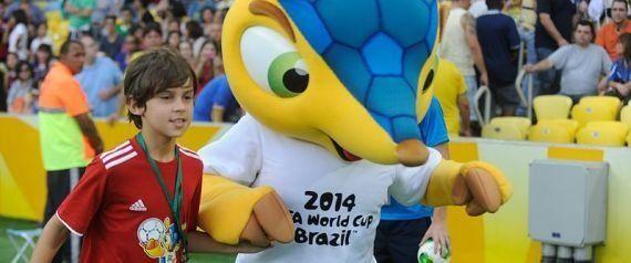 PHOTOS. Coupe du monde au Brésil: Pikachu mascotte officielle de l'équipe du