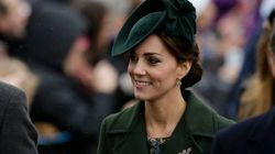 Kate Middleton rédactrice en chef d'un jour au Huffington Post