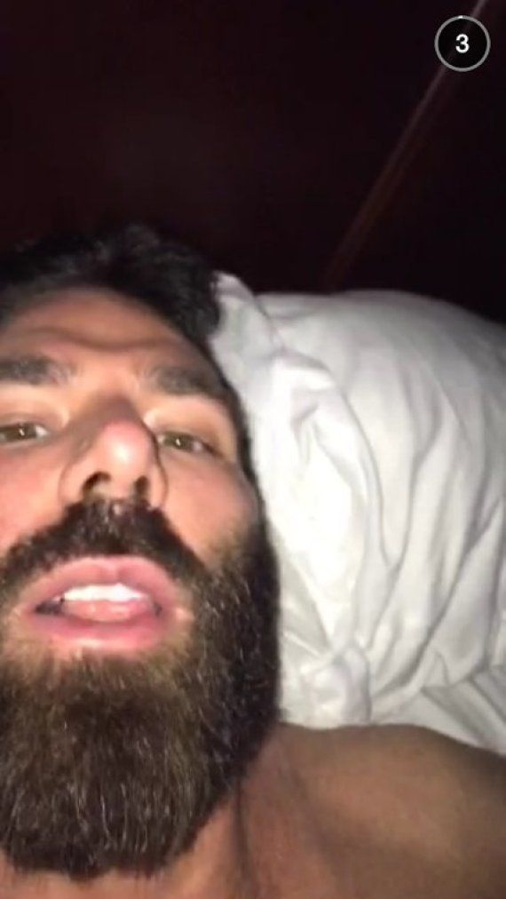 Snapchat: Dan Bilzerian, le playboy bling bling d'Instagram se lance sur une nouvelle