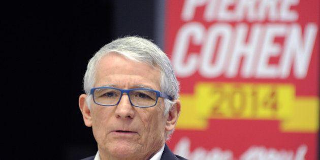 Résultats municipales 2014: à Toulouse, le socialiste Pierre Cohen deuxième au premier