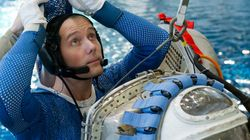 Un astronaute français, Thomas Pesquet, dans l'espace en