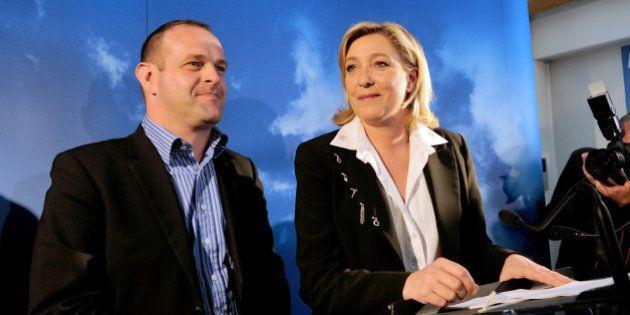 Résultats municipales 2014: à Hénin-Beaumont, Steeve Briois (FN) élu dès le 1er