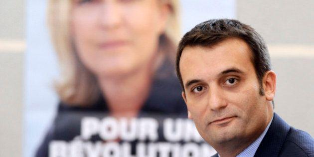Résultats municipales 2014: à Forbach, Florian Philippot (FN) en tête au premier