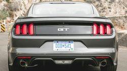 La Ford Mustang pose enfin ses pneus dans le XXIe