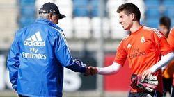 Dans la famille Zidane, je demande... le deuxième fils avec les