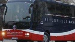Le PSG s'offre un nouveau bus à 750.000