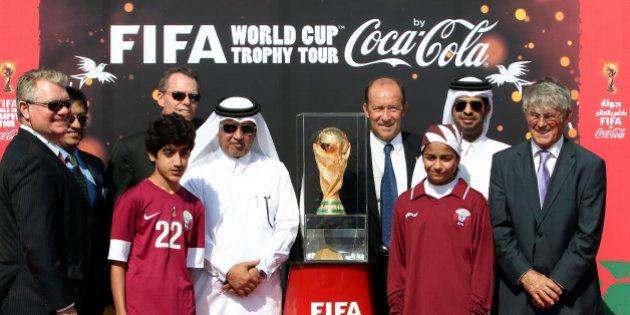 Dates Coupe du monde: le Mondial 2022 au Qatar se déroulerait