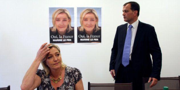 Résultats municipales 2014: à Perpignan, le FN de Louis Aliot en tête au premier