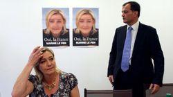 A Perpignan, le FN de Louis Aliot en tête face au maire