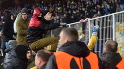 Kiev - Guingamp: violences en marge des 16e de finale de la Ligue