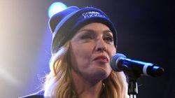 Madonna compare l'intolérance en France à