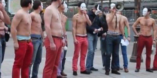 Mariage gay: les anti se radicalisent, le Parti socialiste s'en