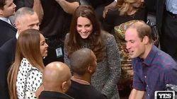 Quand le Prince William rencontre Queen