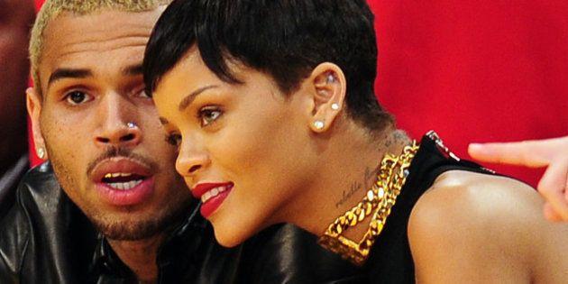Nouvelle séparation pour Chris Brown et
