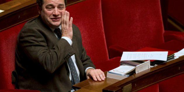 1er avril: le canular du député Poisson fait rire Philippe Goujon, mais pas le député