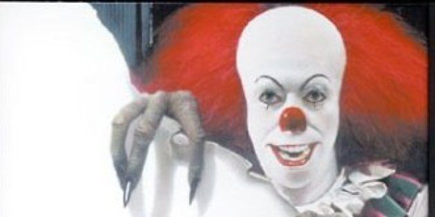 Le clown terrifiant de Stephen King dans