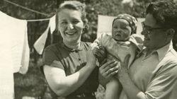 Portrait de la mère de Renaud: