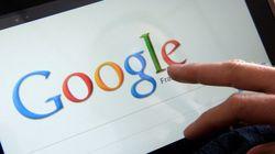 Données personnelles : Google écope d'une amende de 150.000