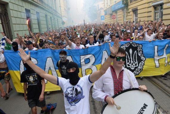 Kiev - Guingamp: qui sont ces supporteurs