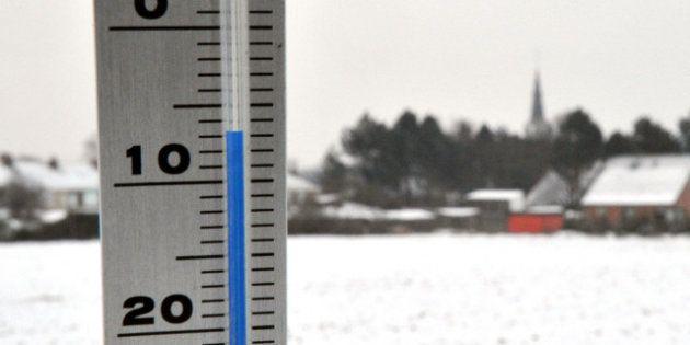 Météo: record de froid pour un début de printemps dans sept villes du nord de la