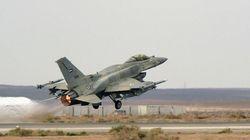 Guerre au Yémen: un F-16 marocain de la coalition