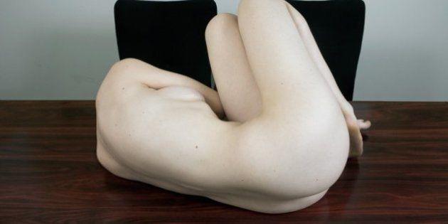 PHOTOS. Photos de nus: elle photographie les changements de son corps pendant 7