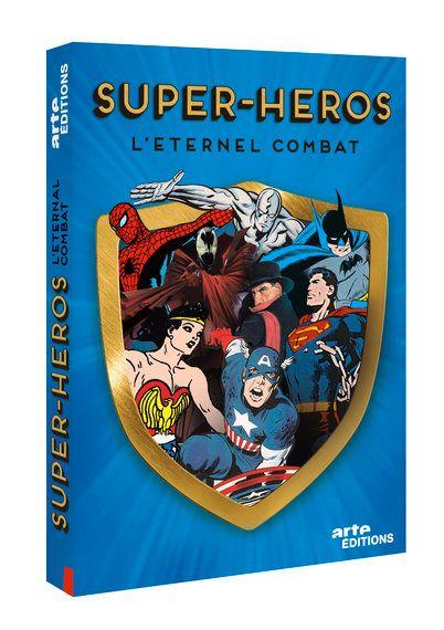 Les super-héros, miroir de