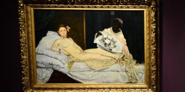 Elle s'allonge nue au musée d'Orsay : une artiste arrêtée pour