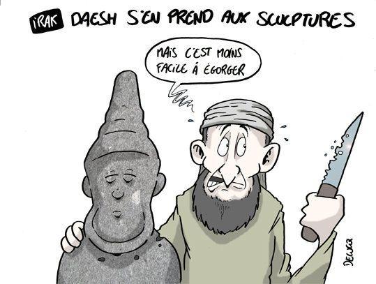 Attaque terroriste au musée de