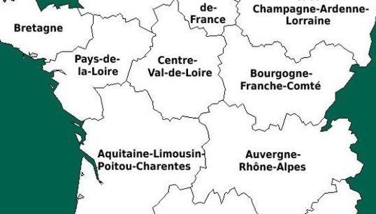 Quelles sont les capitales régionales en