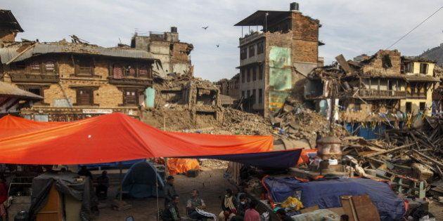 Népal : 10 Français tués dans le séisme, selon le Quai